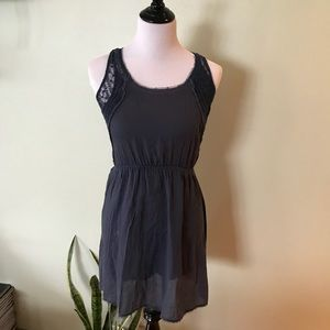 Urban Outfitters Navy Dress